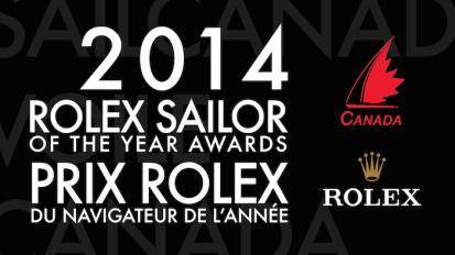 Launch At Sail Canada Awards