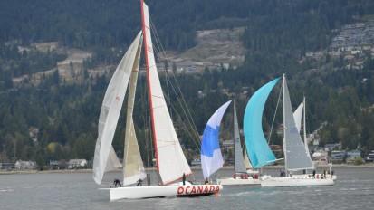 Southern Straits Race 2015